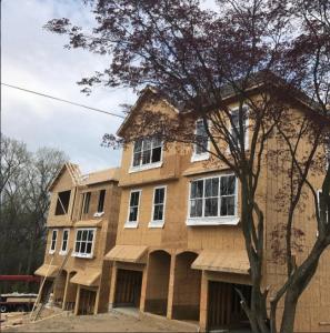 cinnaminson hill construction exterior