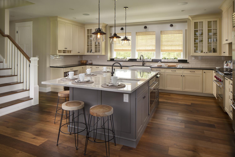 stunning modern kitchen in julius farm chalfont