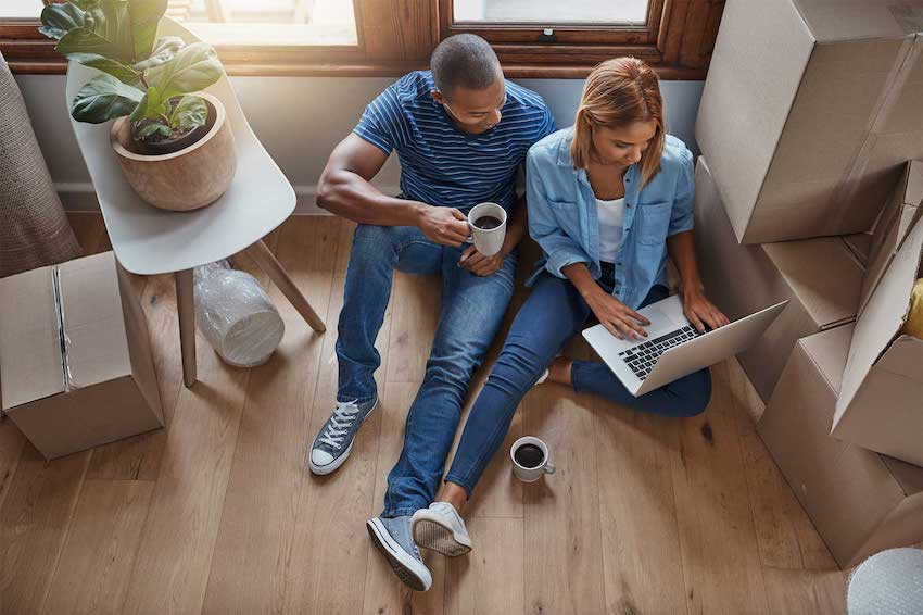 building equity when buying